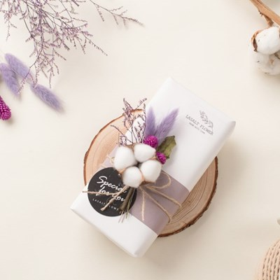 목화 초콜릿기프트3종세트_3종택1(초콜릿기프트+쇼핑백+카드)