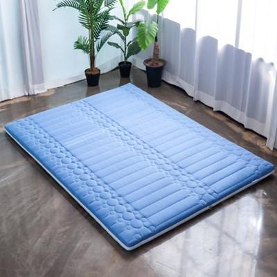 [새로미] 사계절 에어폼 침대 매트리스 접이식 토퍼 6cm