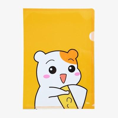 에비츄 L홀더 파일 A4_치즈먹츄