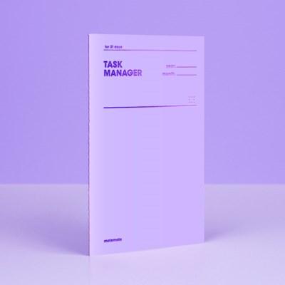 [컬러칩] 태스크 매니저 31DAYS - 바이올렛