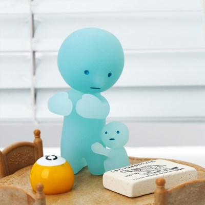 Smiski Toothbrush Stand-Hugging(안기)