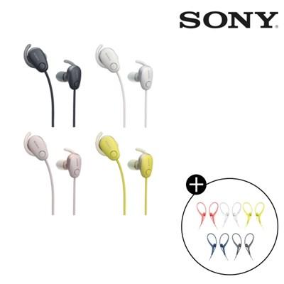 [SONY]노이즈 캔슬링 블루투스 이어폰 WI-SP600N+사은품 증정