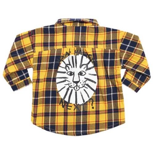 Lion Check Shirts