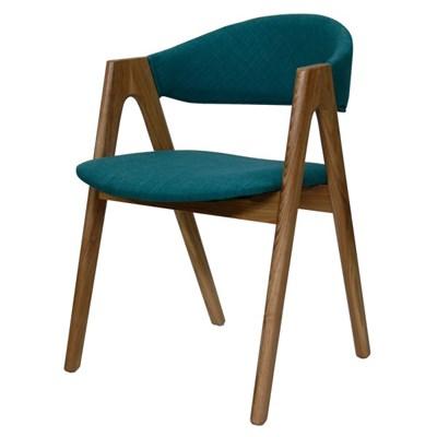 모던 V 인테리어 원목 의자