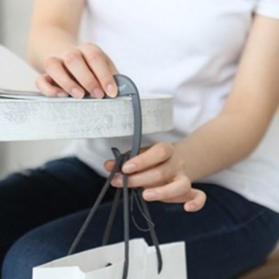 [에이플럼 정품] 백핀 백맨 휴대용가방걸이 책상가방걸이 책가방걸이