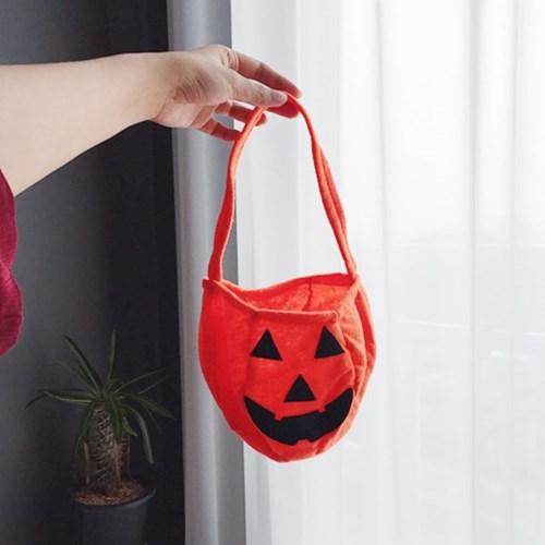 Fabric Pumpkinbag
