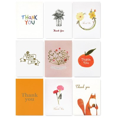 M Card-THANK YOU