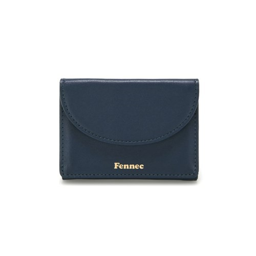 FENNEC HALFMOON MINI WALLET - DEEP NAVY