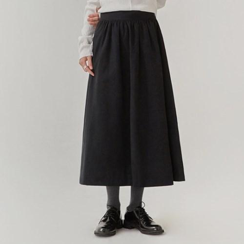 cozy banding flare skirt_(1074717)