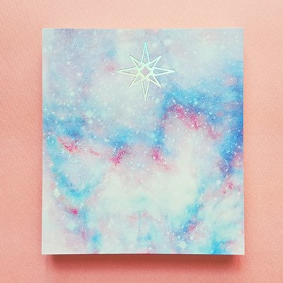 [에코드소울] Star Rain Card Pad