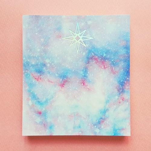 [에코드소울] Star Rain Card Pad