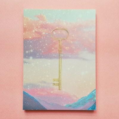 [에코드소울] Memo Pad - Dreamy Sky