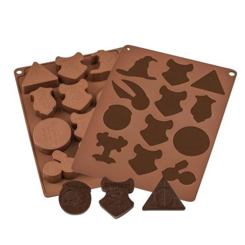 해리포터 초콜릿 아이스큐브 만들기 몰드 실리콘틀 - 믹스