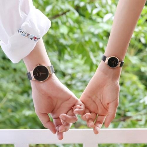 [쥴리어스정품] JA-1104 커플시계/손목시계/메탈밴드