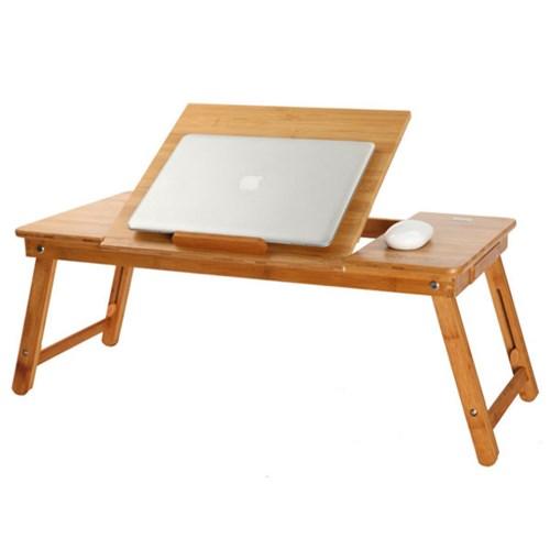 원목 노트북테이블 (기본형/확장형)
