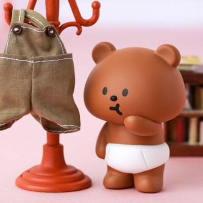 [팝마트코리아 정품 판매처] 플러피하우스 시리즈1_랜덤