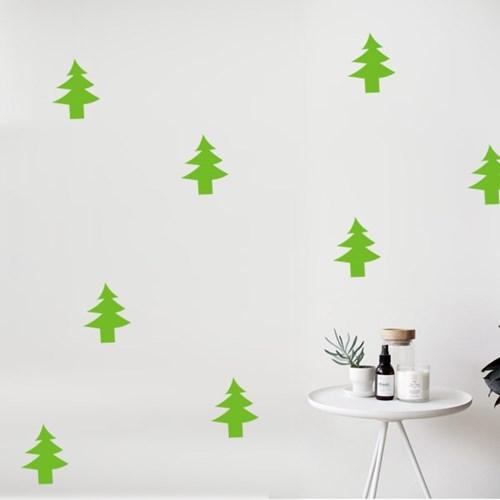 크리스마스 트리 스티커 xms002