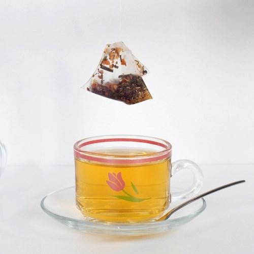 심플 튤립 찻잔&커피잔