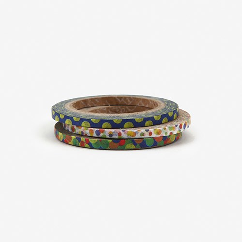 Masking tape 3mm 3p - 02 Ball