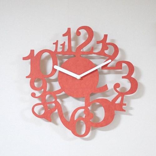 무소음 원목 디자인 J28 벽시계