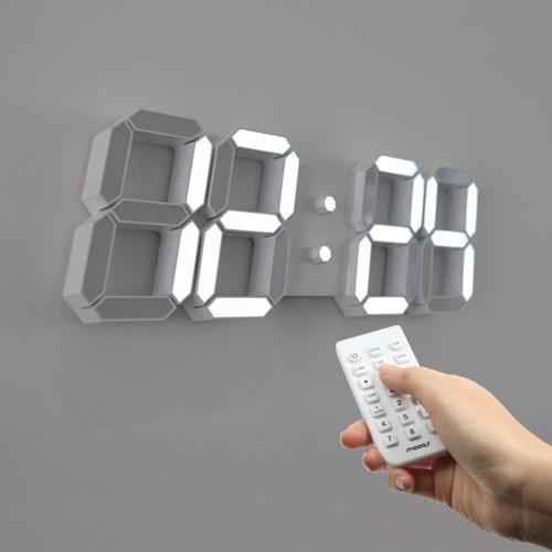 무아스 빅플러스 WB2 LED벽시계