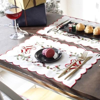 크리스마스 테이블 매트(식탁매트) 1P