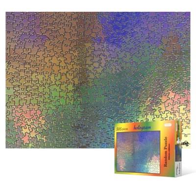 505피스 직소퍼즐 - 백야퍼즐 (큰조각) (홀로그램)