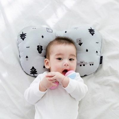 코니테일 아기 짱구베개 - 포레스트(유아 신생아베개 이탈방지)