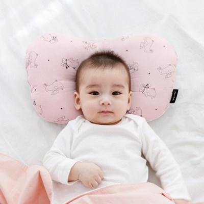 코니테일 아기 짱구베개 - 래빗(유아 신생아베개 이탈방지)