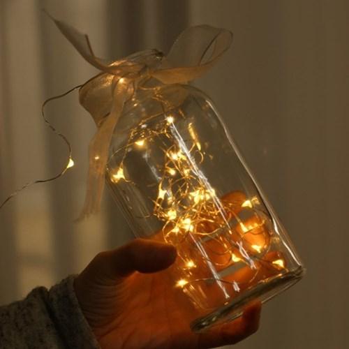LED 와이어 전구 (20구,30구)