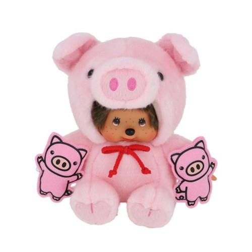 Year of Piggy 2019 Monchhichi S