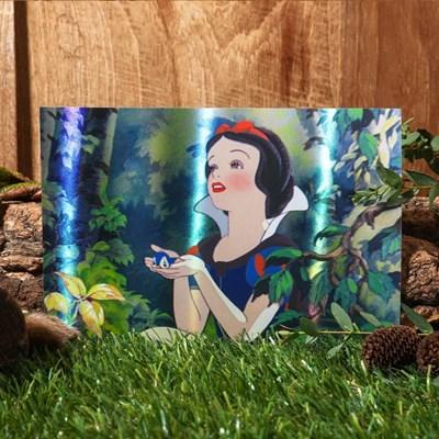 [디즈니] 백설공주 홀로그램 엽서
