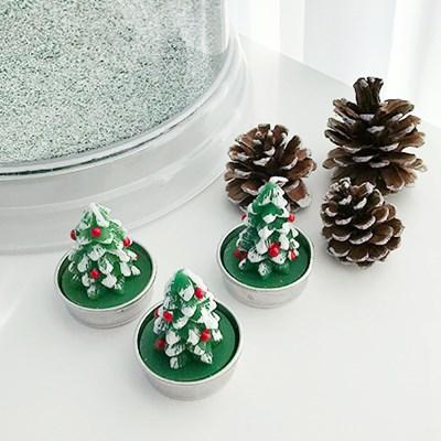Tree Candle 트리캔들(3개)