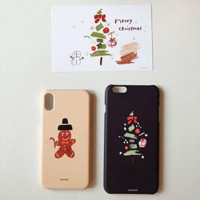 [2SET] 크리스마스 엽서 세트 + 케이스