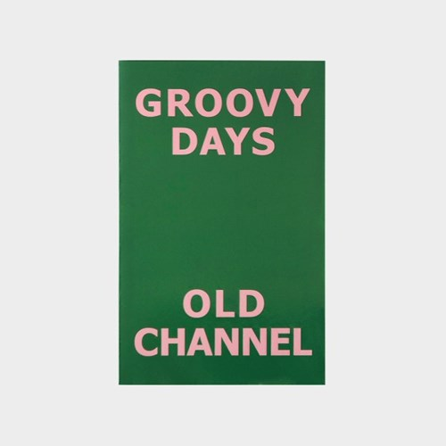 GROOVY DAYS DIARY - Green