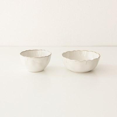 antique flower series - rice set