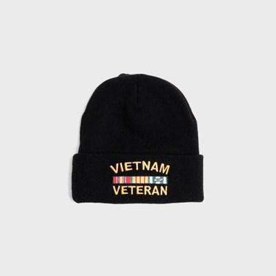 [ROTHCO] DELUXE ACRYLIC VIETNAM VETERAN WATCH CAP 베테랑