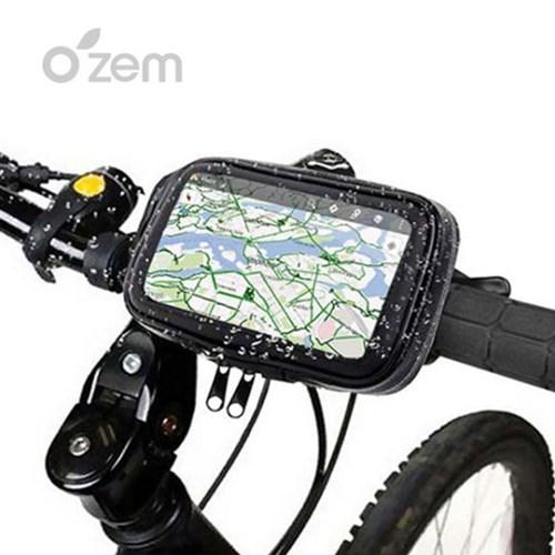 [Ozem] 지퍼형 스마트폰 자전거 거치대 (M/L Size)