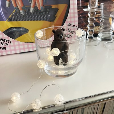 moon Candy Wire lamp 달캔디와이어램프(4m40등)