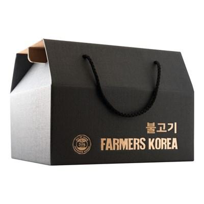 안동한우 +1등급 안동한우 불고기 500g