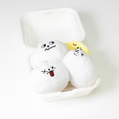 바잇미 두부네 소문난 왕만두 (삑삑/바스락)