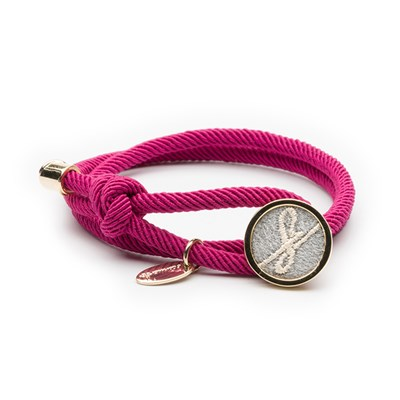 세누에르도 향수팔찌 classic collection 1D - hot pink