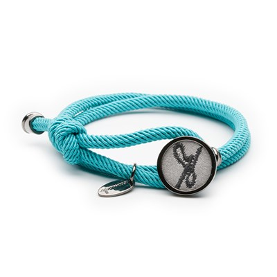 세누에르도 향수팔찌 classic collection 1D - turquoise green