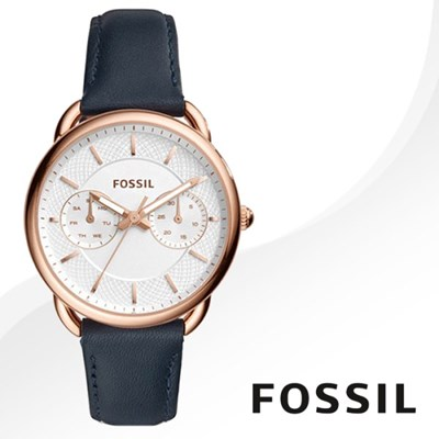 FOSSIL 파슬 ES4151 여성시계 가죽밴드 손목시계