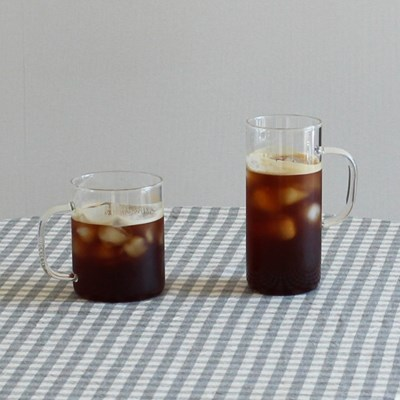 cafe series - glass cup F