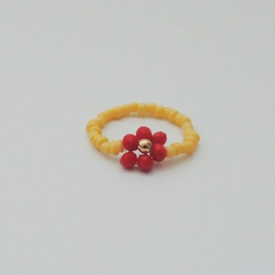The RED Bonbon Ring