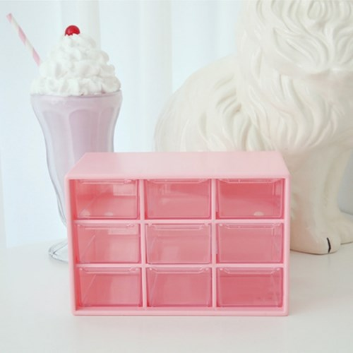 Mini Pink Drawer