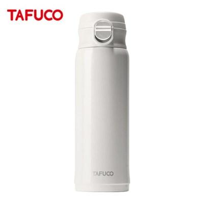 타푸코 TAFUCO 초경량 원터치 텀블러 460ml 화이트 / TST-460WH