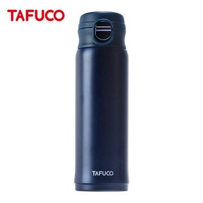 타푸코 TAFUCO 초경량 원터치 텀블러 460ml 네이비 / TST-460NV