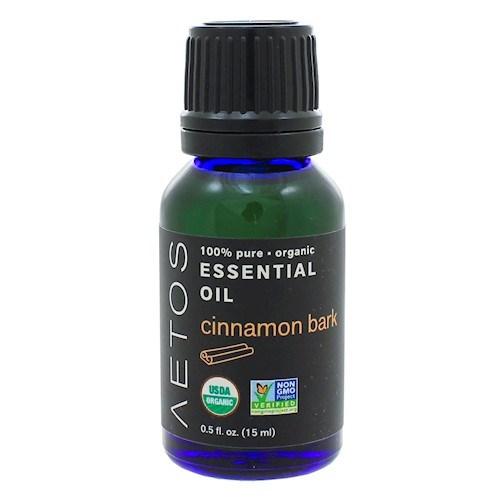 [세븐허브] Aetos 유기농 시나몬 에센셜 오일 14.8ml